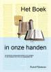 Kaft Boek in onze handen