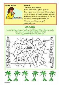 Ongebruikt Kids en de Bijbel – met Open Bijbel HS-36